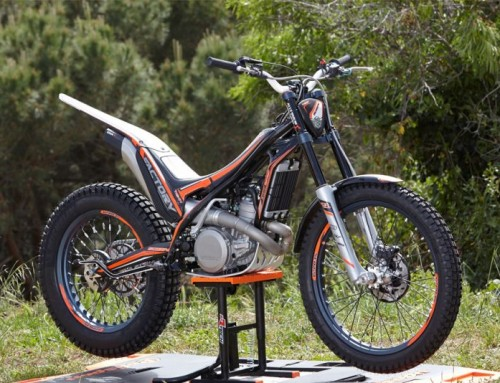 2015 SCORPA FACTORY TRIAL